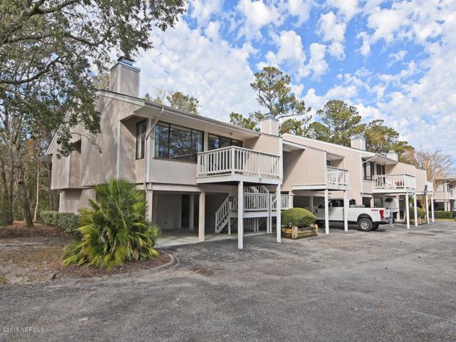 1200 Saint Joseph Street #74, Carolina Beach, NC 28428 (MLS #100151358) :: Vance Young and Associates