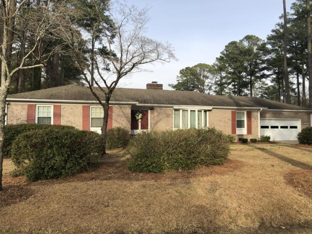 616 College Avenue, Washington, NC 27889 (MLS #100151365) :: Courtney Carter Homes