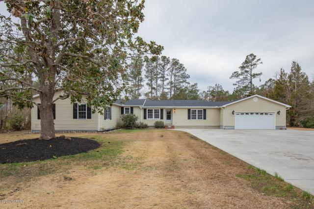 855 Belgrade Swansboro Road, Stella, NC 28582 (MLS #100151403) :: RE/MAX Essential