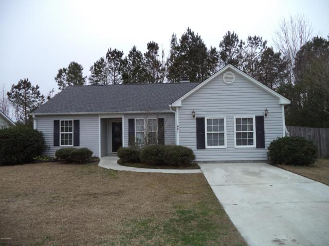 681 Pine Branches Circle SE, Belville, NC 28451 (MLS #100151407) :: Century 21 Sweyer & Associates