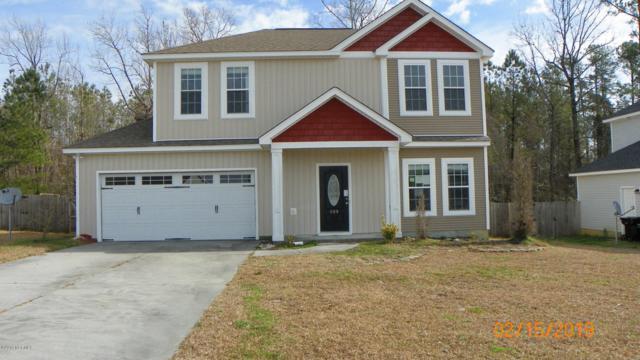 309 Jasmine Lane, Jacksonville, NC 28546 (MLS #100151425) :: Coldwell Banker Sea Coast Advantage
