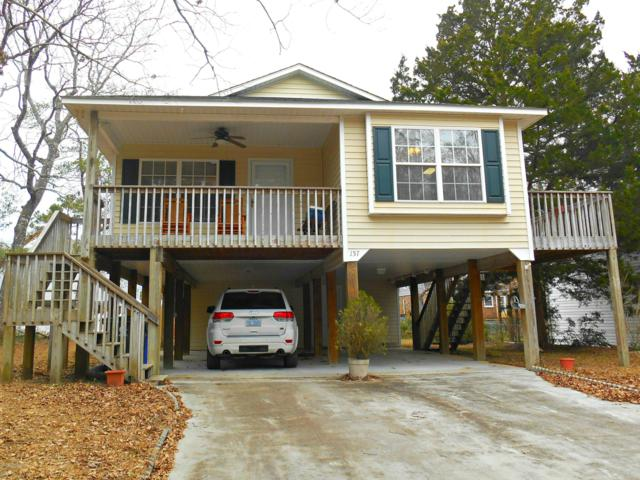 157 NE 12th Street, Oak Island, NC 28465 (MLS #100151440) :: Coldwell Banker Sea Coast Advantage