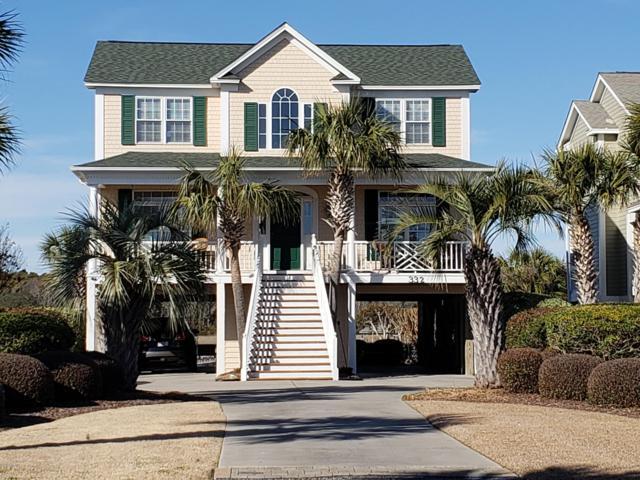 332 Marker Fifty Five Drive, Holden Beach, NC 28462 (MLS #100151462) :: Coldwell Banker Sea Coast Advantage
