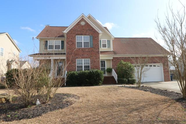 116 Runnymeade Drive, Jacksonville, NC 28540 (MLS #100151540) :: RE/MAX Essential