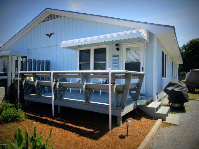 138 Bogue Inlet Drive A, Emerald Isle, NC 28594 (MLS #100151560) :: RE/MAX Essential