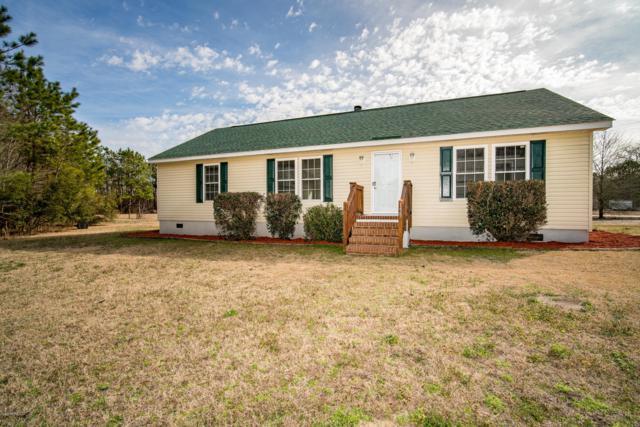 155 Cellular White Drive, Vanceboro, NC 28586 (MLS #100151596) :: RE/MAX Essential
