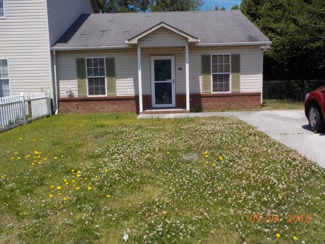 1087 W Pueblo Drive, Jacksonville, NC 28546 (MLS #100151625) :: RE/MAX Essential