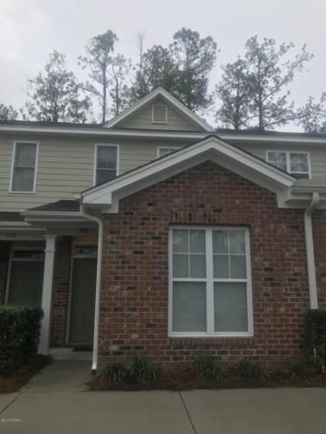 955 Downey Branch Lane, Wilmington, NC 28403 (MLS #100151639) :: Vance Young and Associates