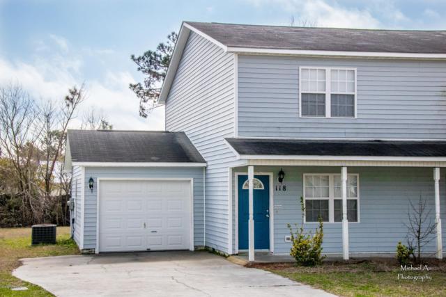 118 Charlton Road, Hubert, NC 28539 (MLS #100151644) :: Century 21 Sweyer & Associates