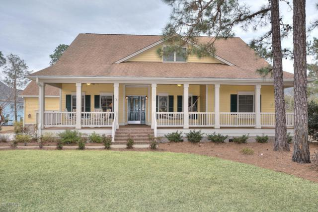 3409 St James Drive SE, Southport, NC 28461 (MLS #100151686) :: RE/MAX Essential