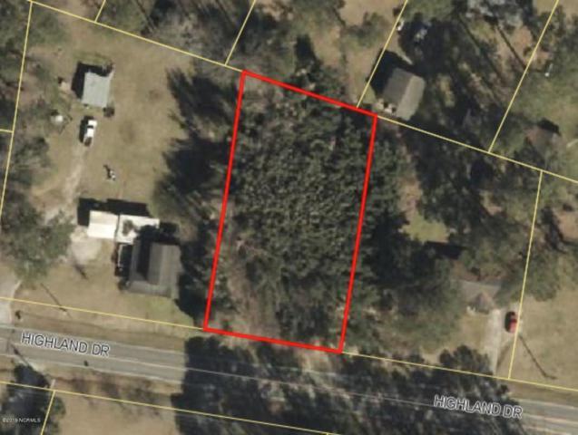 0 Highland Drive, Washington, NC 27889 (MLS #100151694) :: The Pistol Tingen Team- Berkshire Hathaway HomeServices Prime Properties