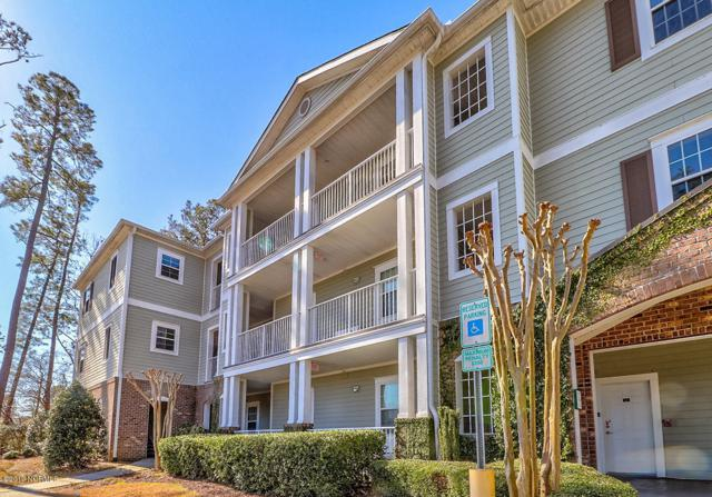 215 Valencia Court #301, Wilmington, NC 28412 (MLS #100151706) :: Vance Young and Associates
