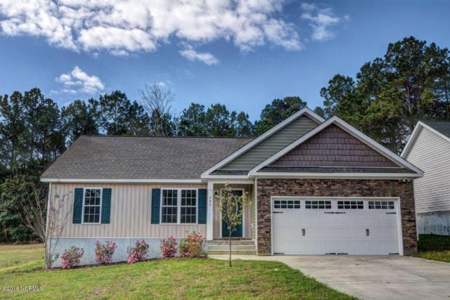 203 Derby Downs Drive, Sneads Ferry, NC 28460 (MLS #100151723) :: RE/MAX Essential