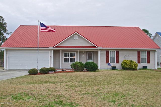 208 Quail Creek Court, Hubert, NC 28539 (MLS #100151747) :: Century 21 Sweyer & Associates