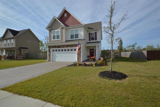 221 Hidden Oaks Drive, Jacksonville, NC 28546 (MLS #100151761) :: Century 21 Sweyer & Associates