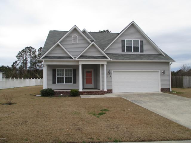 112 Borough Nest Drive, Swansboro, NC 28584 (MLS #100151762) :: Century 21 Sweyer & Associates