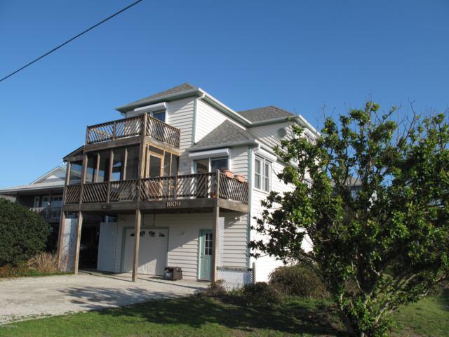 1609 Carolina Boulevard, Topsail Beach, NC 28445 (MLS #100151774) :: Coldwell Banker Sea Coast Advantage