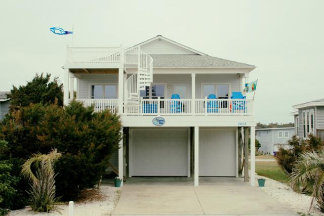 5408 W Beach Drive, Oak Island, NC 28465 (MLS #100151788) :: Coldwell Banker Sea Coast Advantage