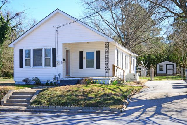 607 Hudnell Street, Washington, NC 27889 (MLS #100152022) :: Century 21 Sweyer & Associates