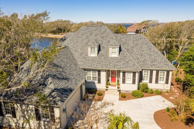 520 Egret Lake Drive, Pine Knoll Shores, NC 28512 (MLS #100152195) :: RE/MAX Essential