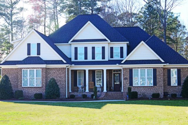 1001 Nottingham Road, Greenville, NC 27858 (MLS #100152393) :: Century 21 Sweyer & Associates