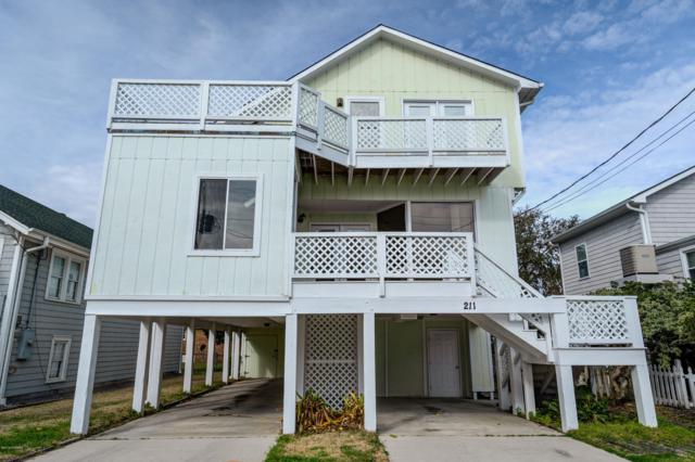 211 N Channel Drive, Wrightsville Beach, NC 28480 (MLS #100152420) :: Vance Young and Associates