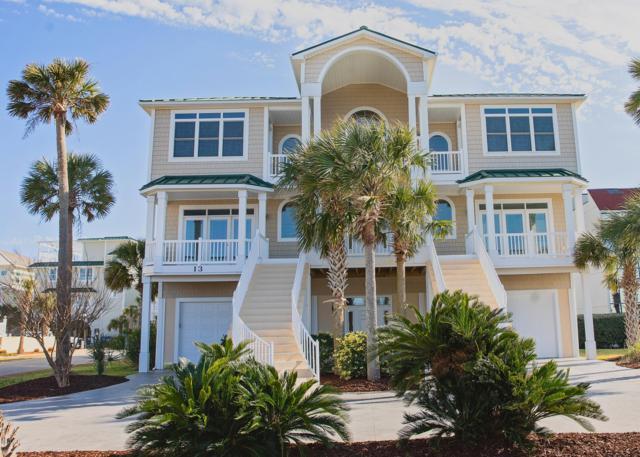 13 Coggeshall Drive, Ocean Isle Beach, NC 28469 (MLS #100152478) :: Century 21 Sweyer & Associates