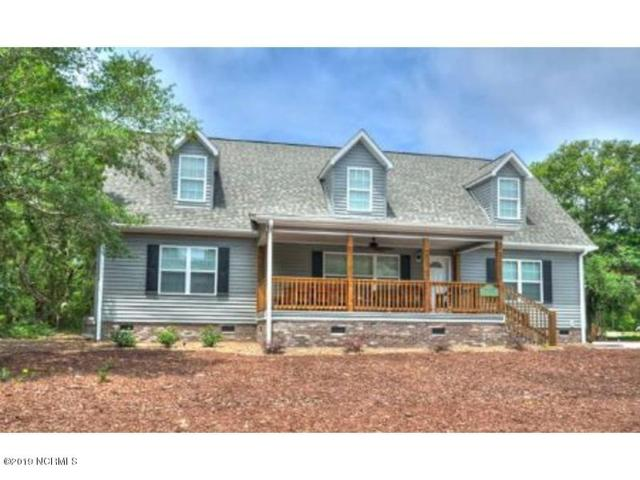 2107 E Oak Island Drive, Oak Island, NC 28465 (MLS #100152538) :: RE/MAX Essential