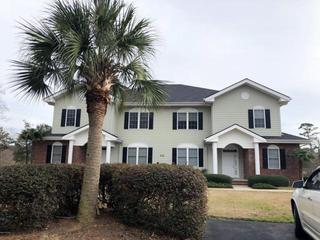 131 Crooked Gulley Circle #4, Sunset Beach, NC 28468 (MLS #100152603) :: Donna & Team New Bern
