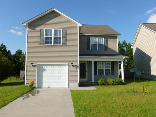 126 Durbin Lane, Jacksonville, NC 28546 (MLS #100152668) :: Century 21 Sweyer & Associates