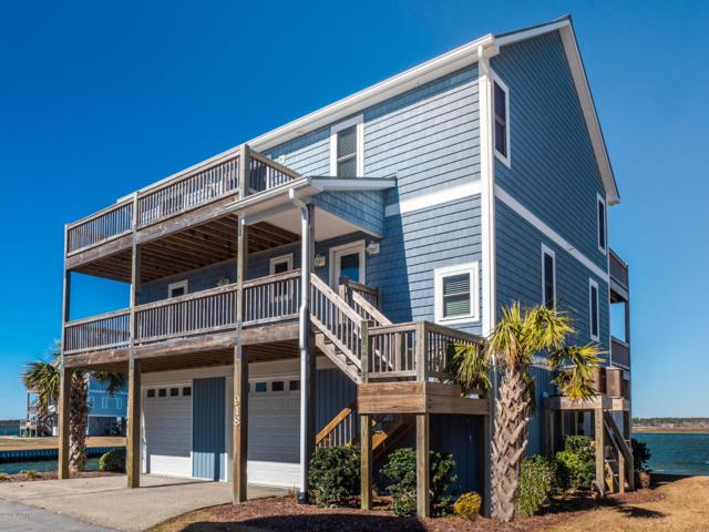918 Bumble Bee Lane, Topsail Beach, NC 28445 (MLS #100152688) :: Vance Young and Associates