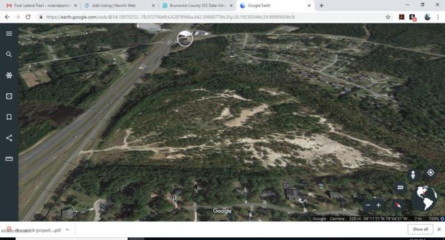 7580 Ocean Highway E, Leland, NC 28451 (MLS #100152854) :: The Keith Beatty Team