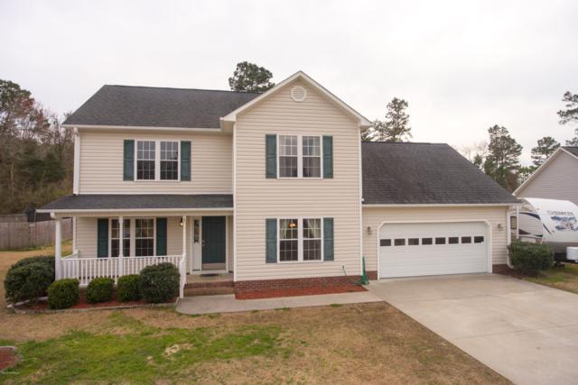 111 Flat Rock Lane, Richlands, NC 28574 (MLS #100152955) :: Century 21 Sweyer & Associates