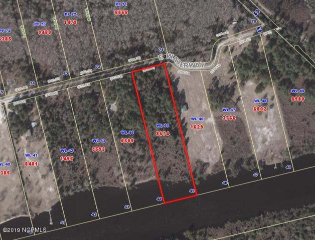 Lot 45 E Waterway Drive, Belhaven, NC 27810 (MLS #100153236) :: The Keith Beatty Team