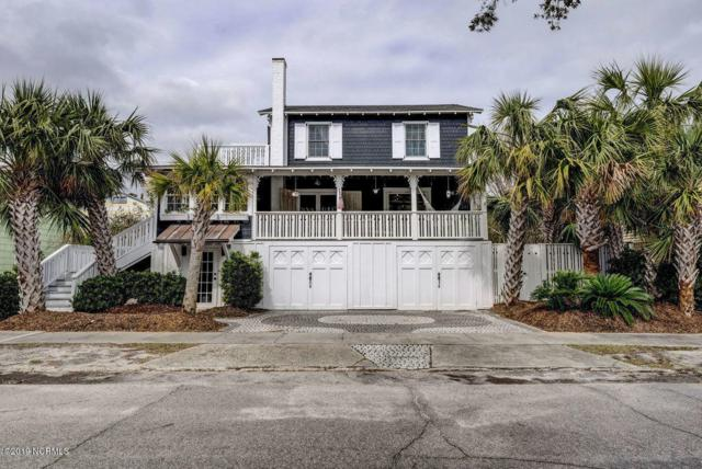 116 S Channel Drive, Wrightsville Beach, NC 28480 (MLS #100153304) :: Vance Young and Associates