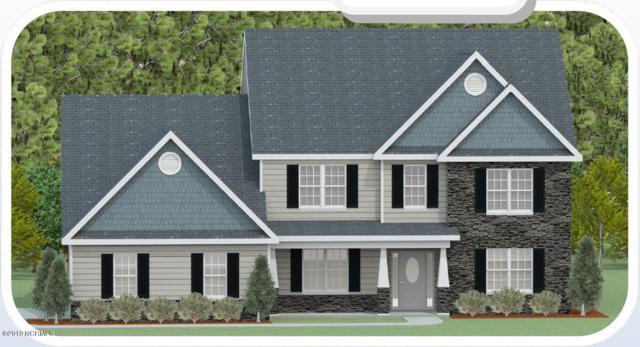 1017 Bluefish Place, New Bern, NC 28562 (MLS #100153401) :: Century 21 Sweyer & Associates