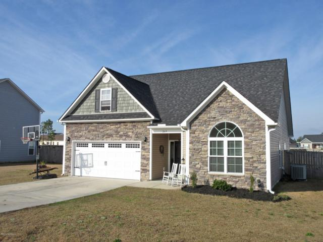 269 E Ivybridge Drive, Hubert, NC 28539 (MLS #100153470) :: RE/MAX Elite Realty Group