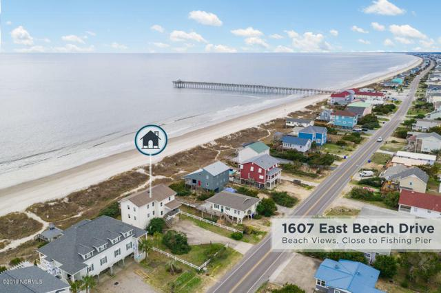 1627 E Beach Drive, Oak Island, NC 28465 (MLS #100153552) :: RE/MAX Essential