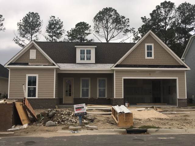 71 W Cloverfield Lane, Hampstead, NC 28443 (MLS #100153586) :: Courtney Carter Homes
