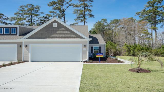1937 Coleman Lake Drive 510B, Carolina Shores, NC 28467 (MLS #100153666) :: The Keith Beatty Team