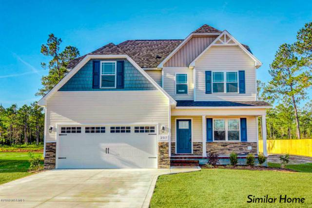 106 Emerald Cove Court, Holly Ridge, NC 28445 (MLS #100153716) :: The Oceanaire Realty