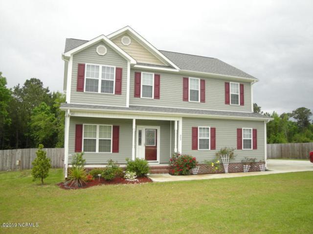 202 Bell Ridge Lane, Hubert, NC 28539 (MLS #100153808) :: Coldwell Banker Sea Coast Advantage