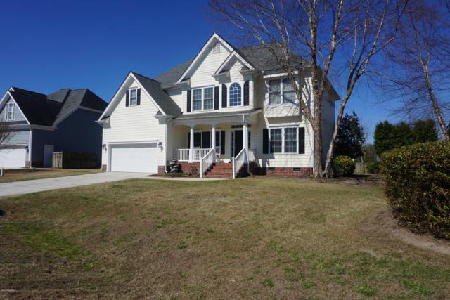 836 Wine Cellar Circle, Wilmington, NC 28411 (MLS #100153851) :: The Chris Luther Team