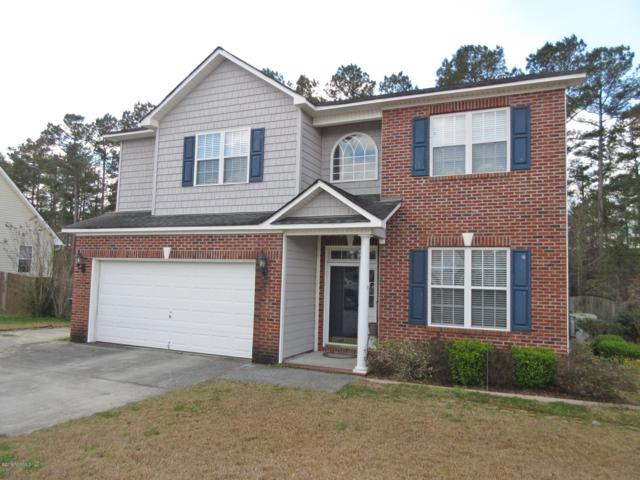 223 Stagecoach Drive, Jacksonville, NC 28546 (MLS #100153872) :: Donna & Team New Bern