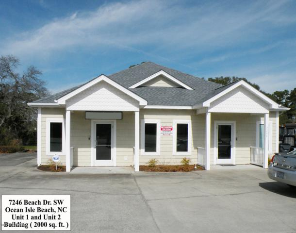 7246 Beach Drive SW 1, 2, Ocean Isle Beach, NC 28469 (MLS #100153928) :: Coldwell Banker Sea Coast Advantage
