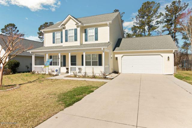 106 Tanbark Drive, Jacksonville, NC 28546 (MLS #100153959) :: Century 21 Sweyer & Associates