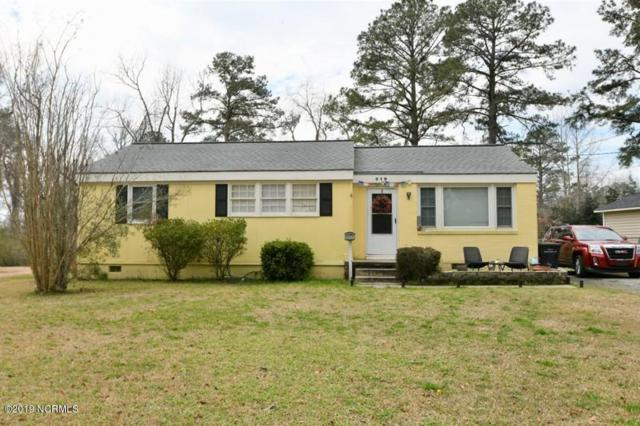 419 Decatur Road, Jacksonville, NC 28540 (MLS #100153977) :: Courtney Carter Homes