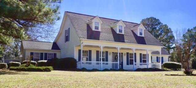 205 Forest Oaks Drive, New Bern, NC 28562 (MLS #100154072) :: Courtney Carter Homes