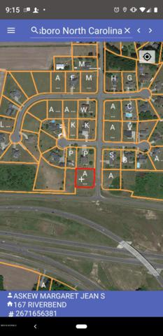 167 Riverbend Road N, Goldsboro, NC 27530 (MLS #100154167) :: The Keith Beatty Team