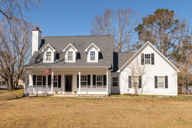 120 Pond Drive, Newport, NC 28570 (MLS #100154183) :: Century 21 Sweyer & Associates